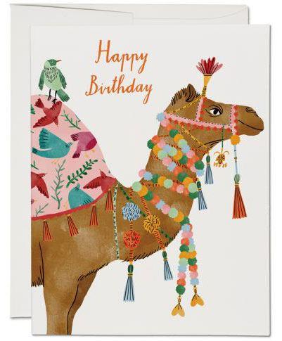 Camel Klappkarte