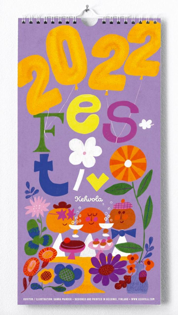 Kehvola Festivo Kalender 2022