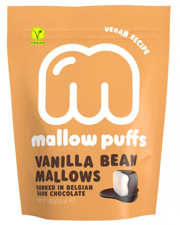 Barú Mallow Puffs Dark Choc Vanilla Bean