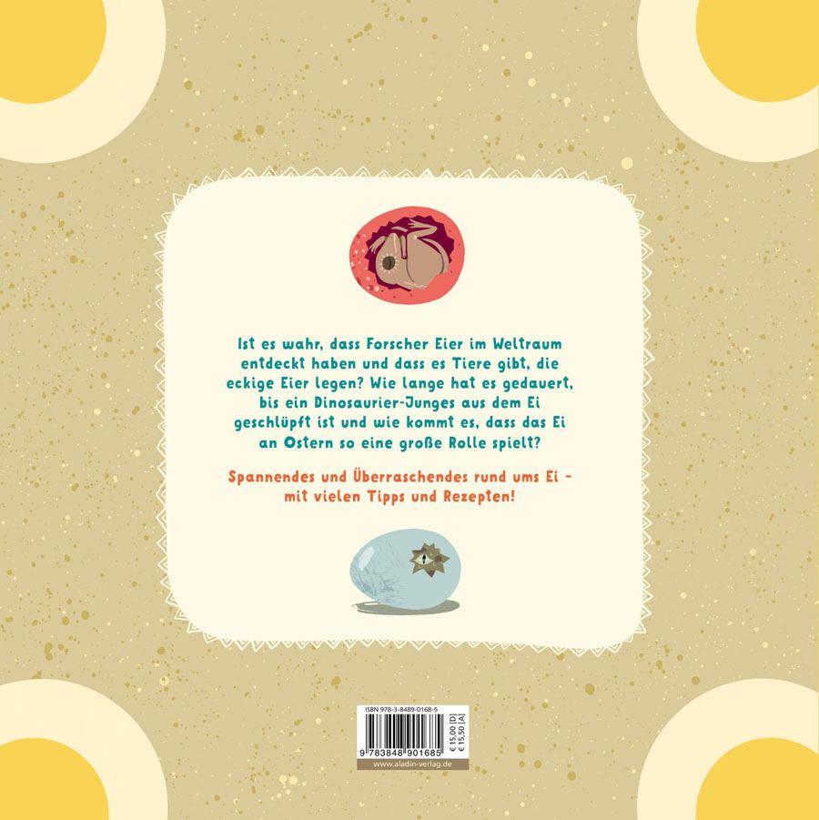 Hartgekochte Fakten über Eier