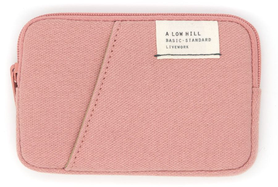 Low Hill Card Case V3 Indipink