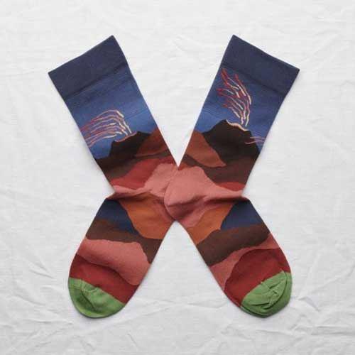 Socks Slate Volcano