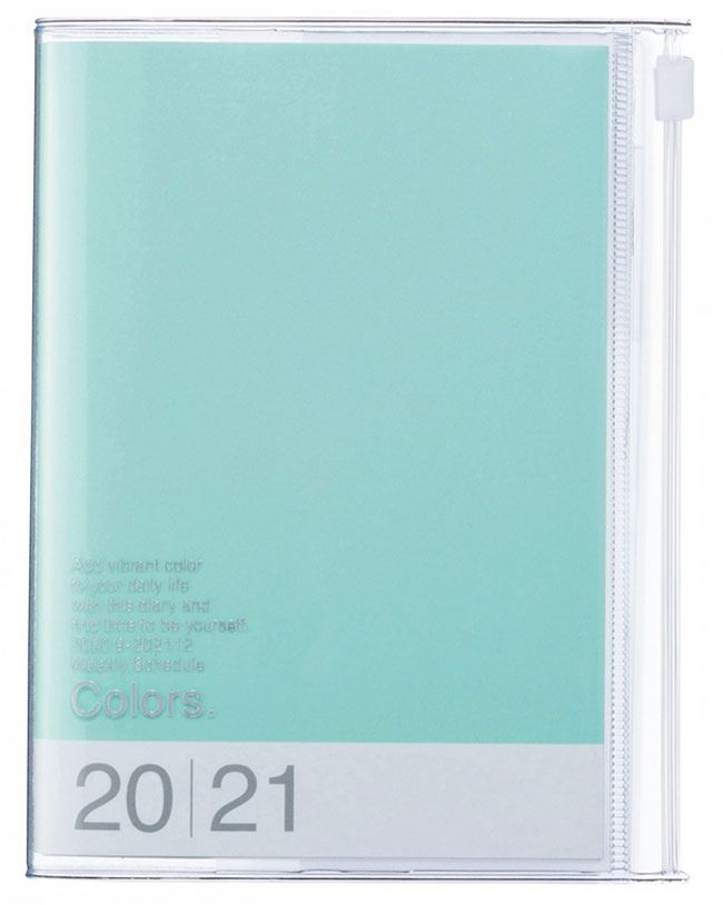 2021 Taschenkalender A6 Storage.it Mint