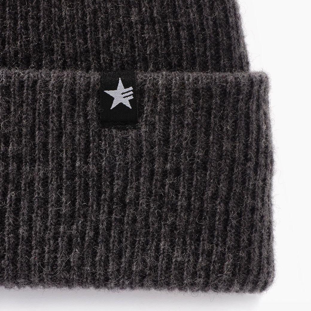 Parker Mütze Dark Grey