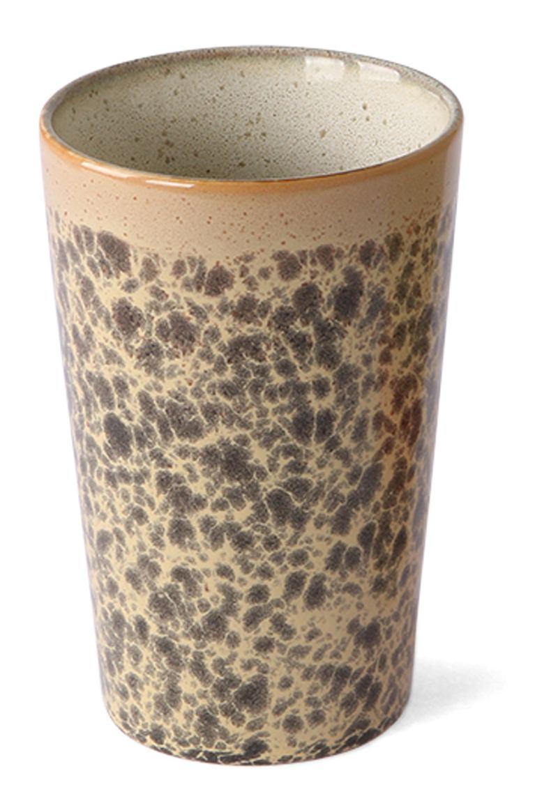 70's Ceramic Tea Mug #2