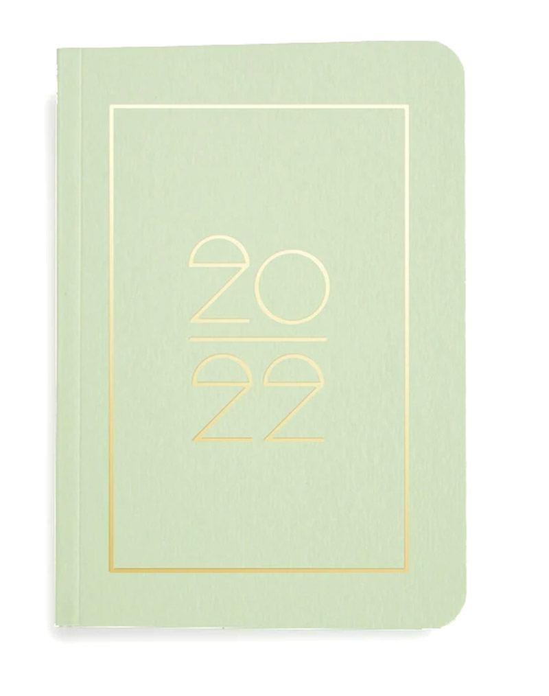 Pocket Planner 2022 Pistachio