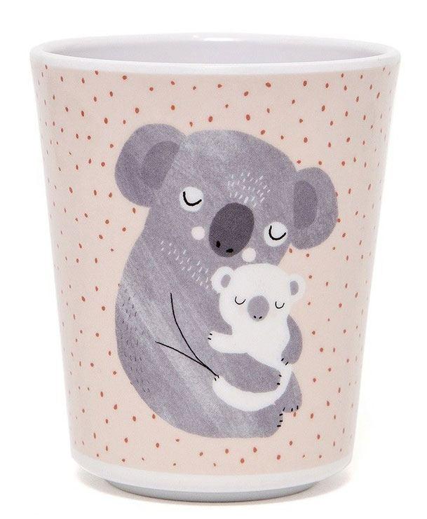 Koala Becher