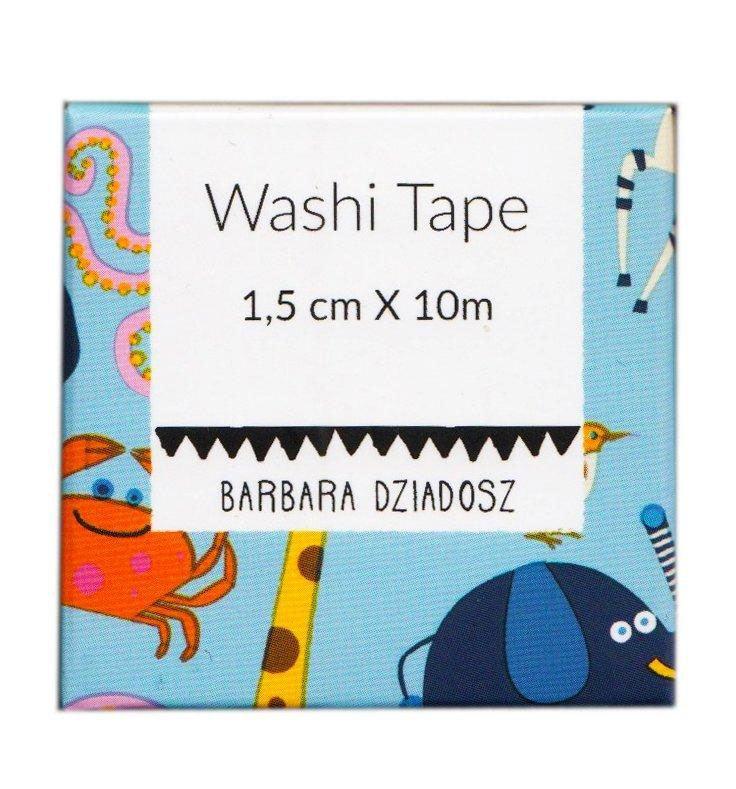 Animals Washi Tape