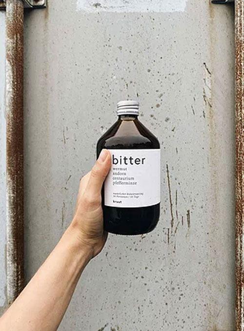 Bitter - Deine tägliche Dosis Wildkräuter (150ml)
