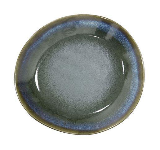70's Ceramics Teller Moss