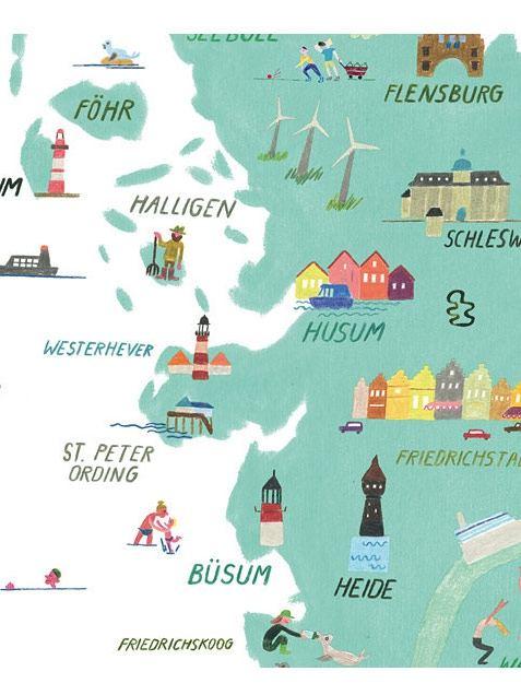 Schleswig-Holstein Poster