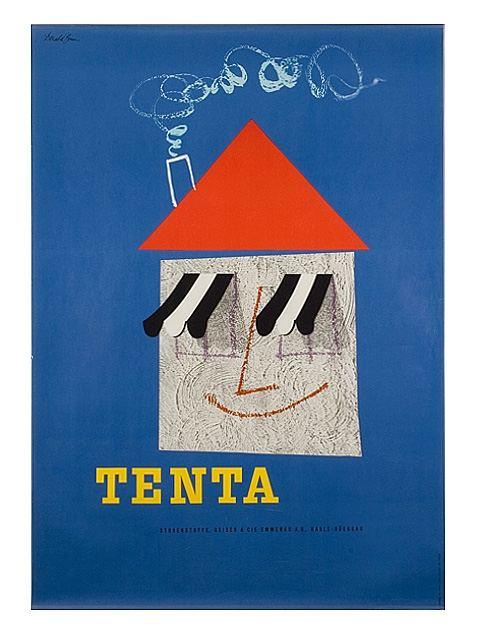 Tenta (128x90cm)