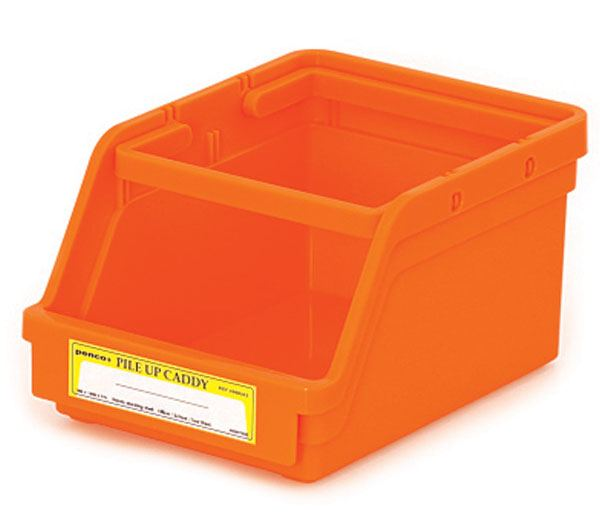 PENCO Pile Up Caddy Orange