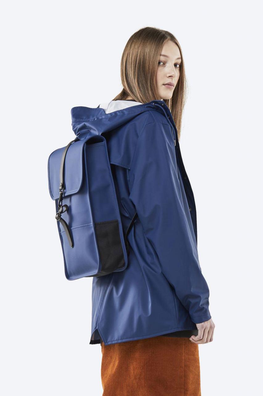 Rains Mini Backpack Klein Blue