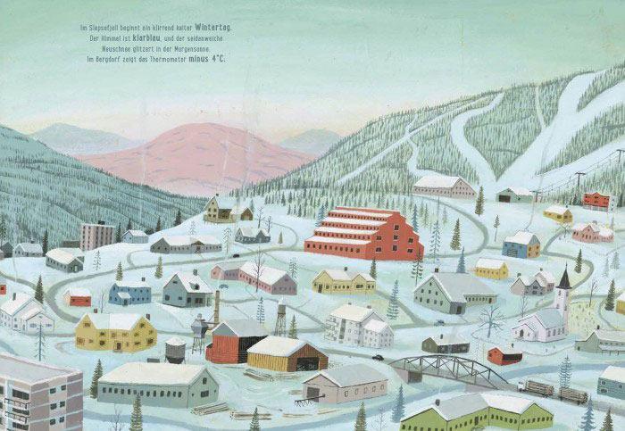 Winterspass im Slapsefjell