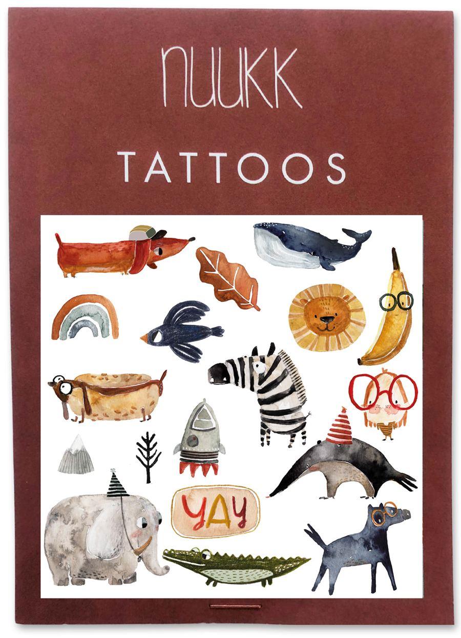 "Organic Tattoos ""YAY"""