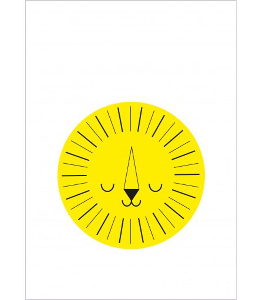 Little Lion Print (Din A3)