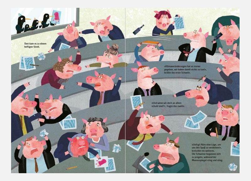 Die Klimaschweine