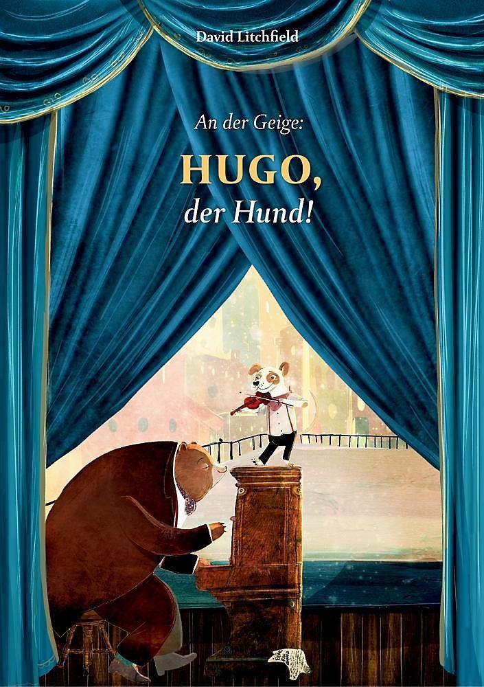 Hugo, der Hund!