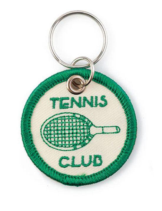 Schlüsselanhänger Stitch Tennis