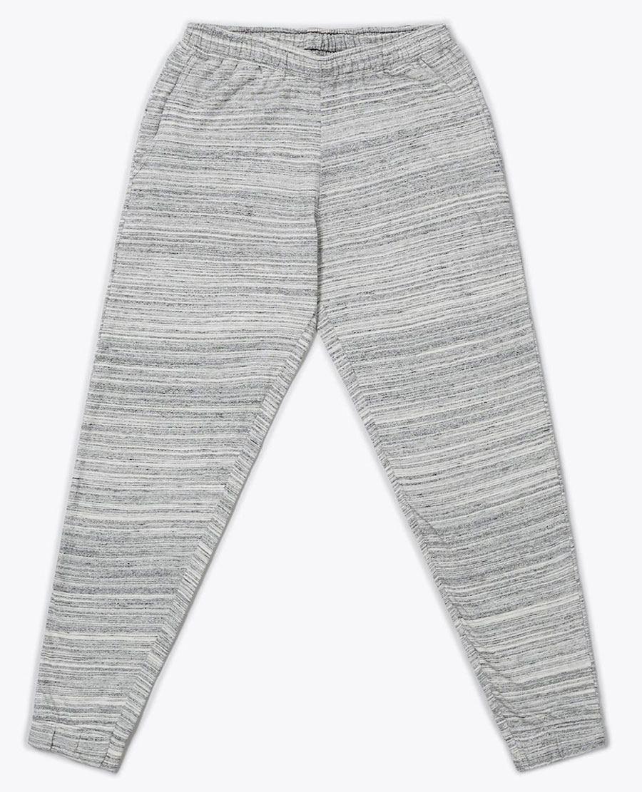 Mia Melange Hose Grey