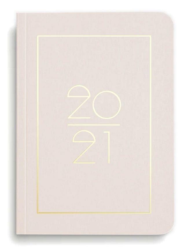Pocket Planner 2021 Rose