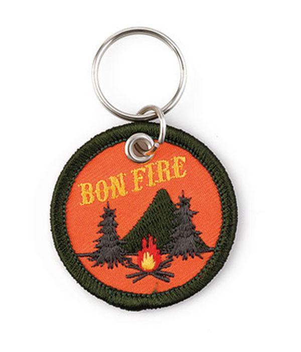 Schlüsselanhänger Stitch Fire