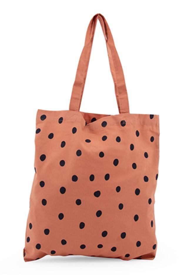 Shopper Baumwolle Sticky Lemon Freckles Carrot