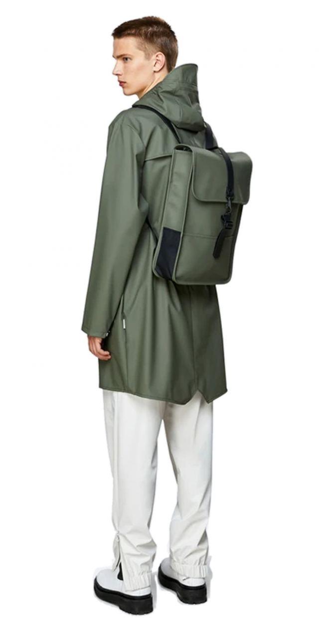 Rains Mini Backpack Olive