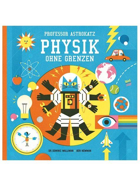 Professor Astrokatz - Physik ohne Grenzen!