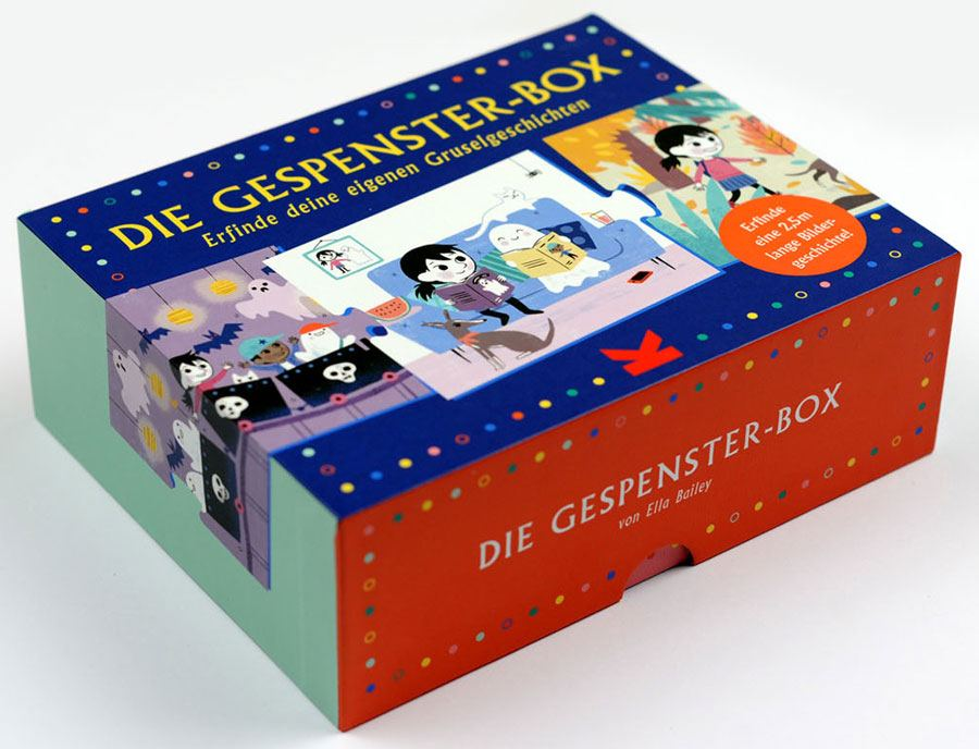 Die Gespenster-Box