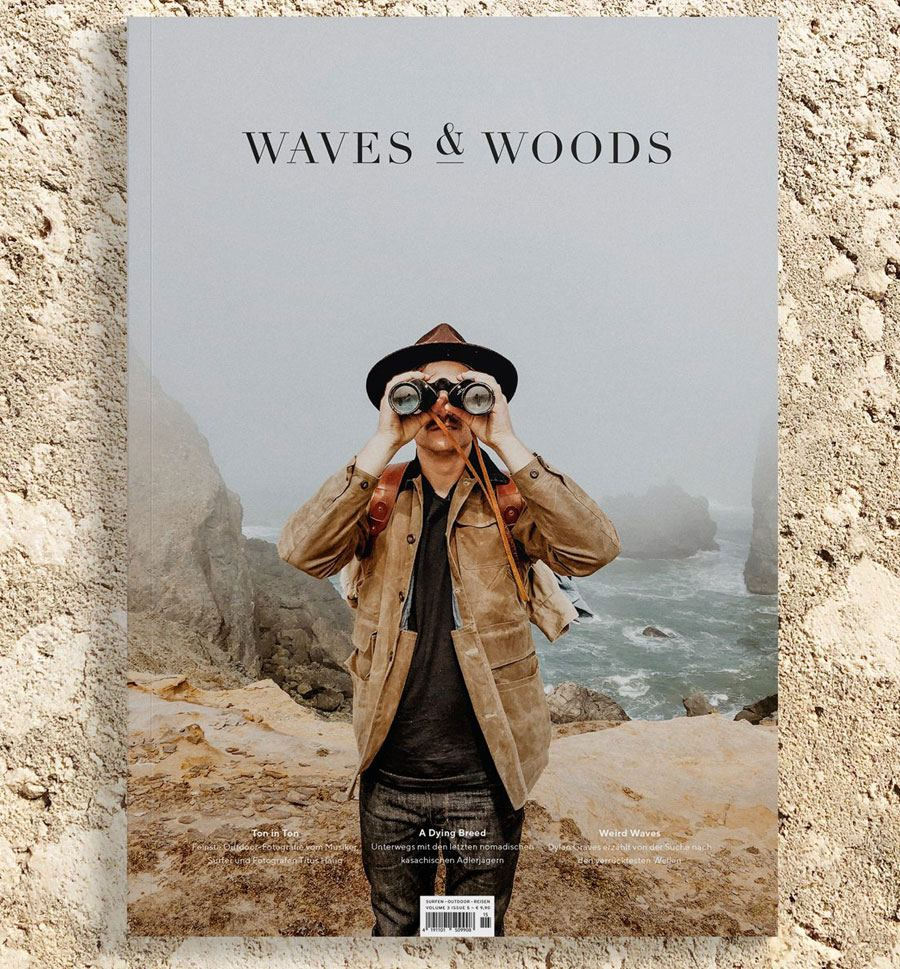 Waves & Woods No. 15