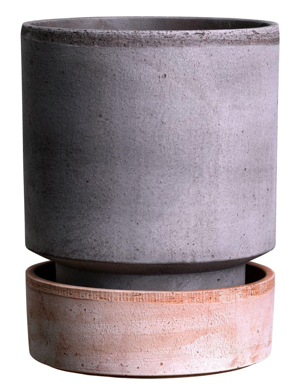 Hoff Pot Set Grey Rosé (2 Größen)