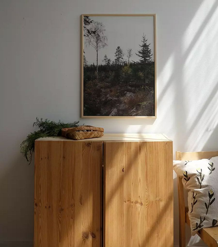 Norrland Poster (50 x 70cm)