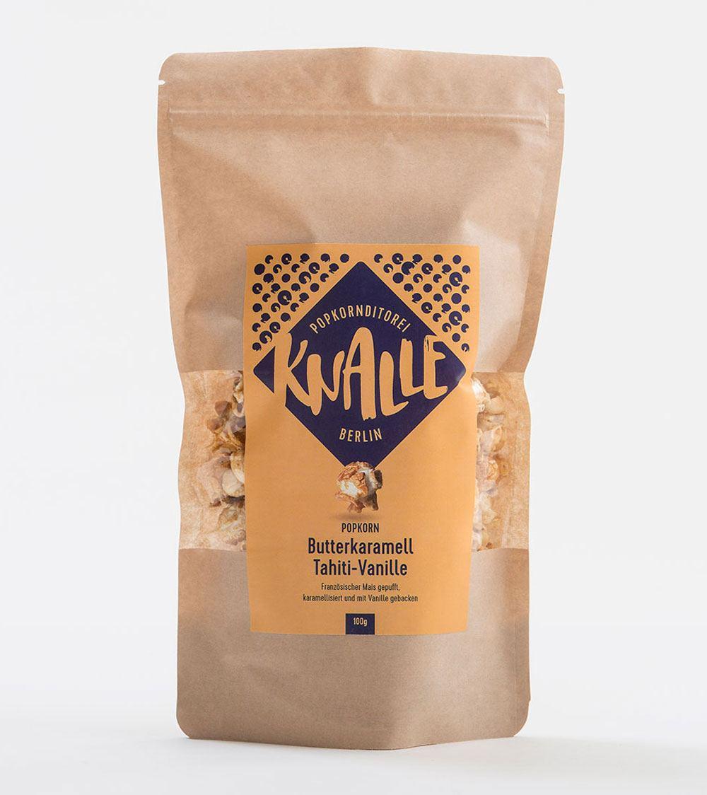 Popcorn Butterkaramell Tahiti-Vanille