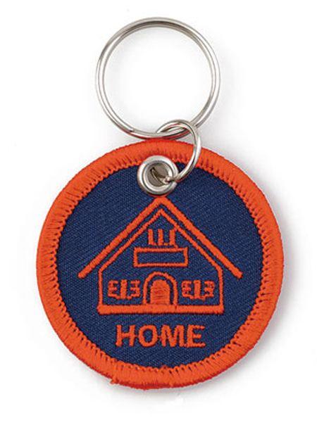 Schlüsselanhänger Stitch Home