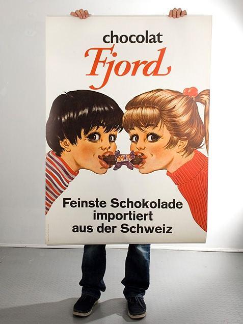 Fjord Plakat (128x90cm)