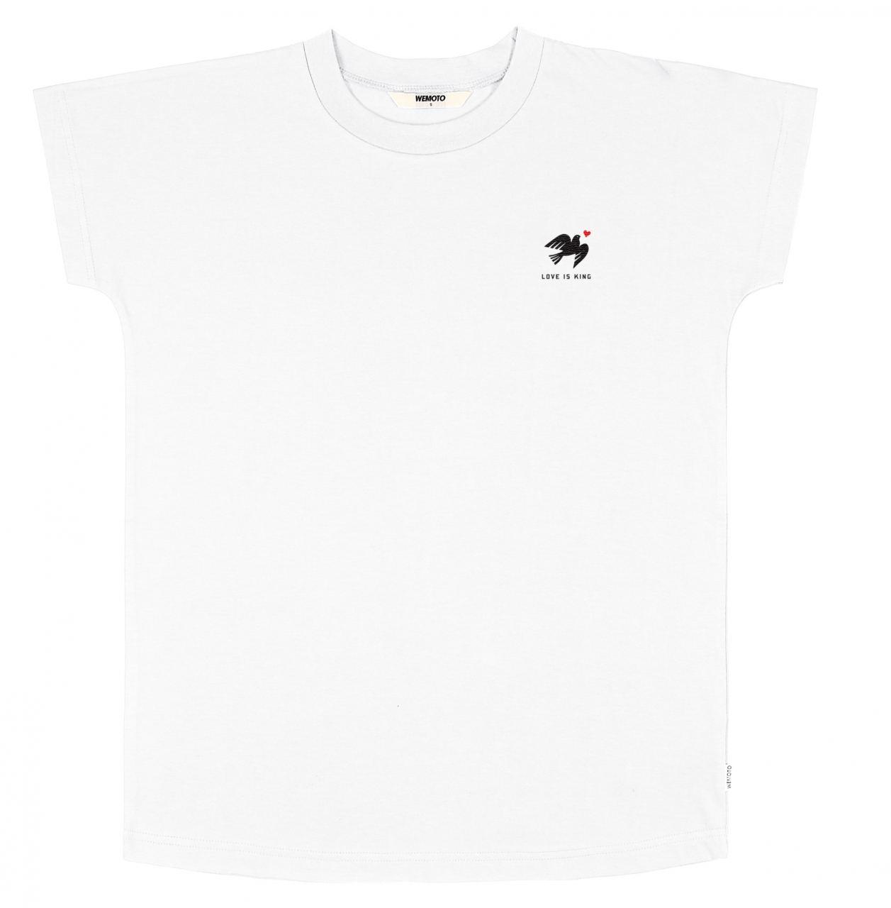 King Shirt White