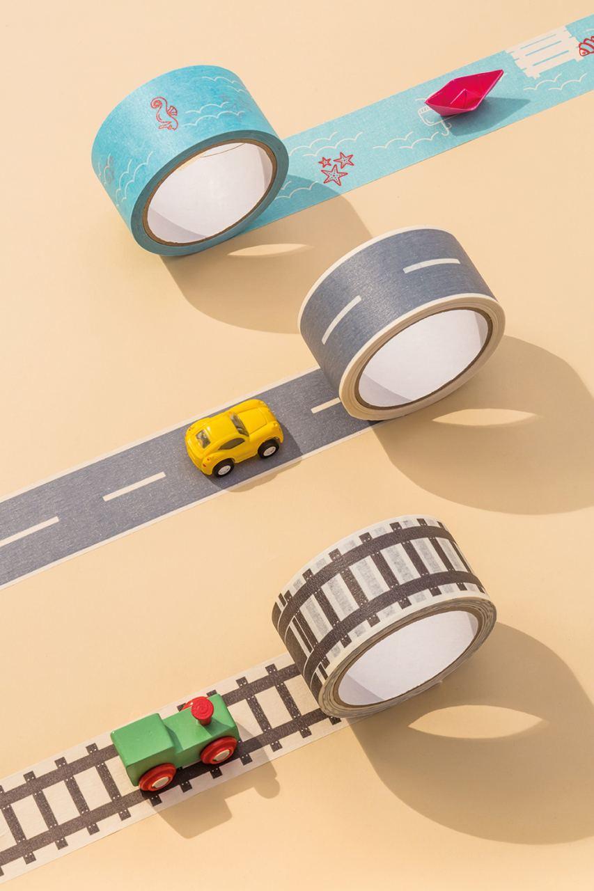 My first Autobahn Klebeband