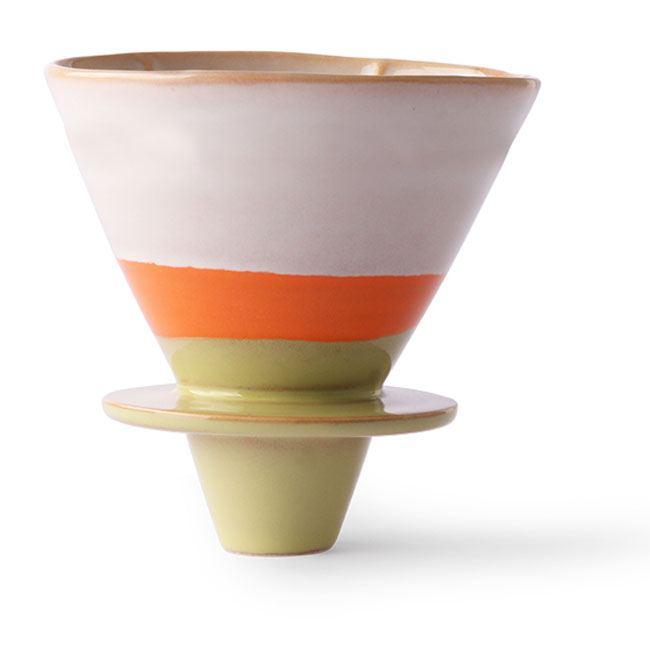 70's Coffee Filter Saturn