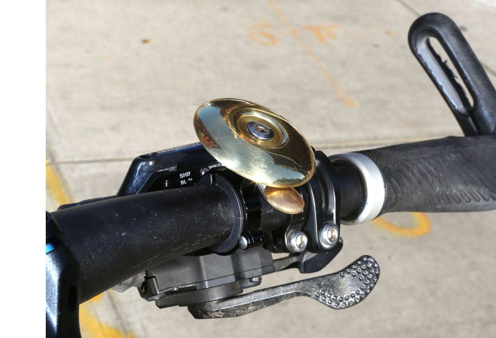 Cymbal Fahrradklingel