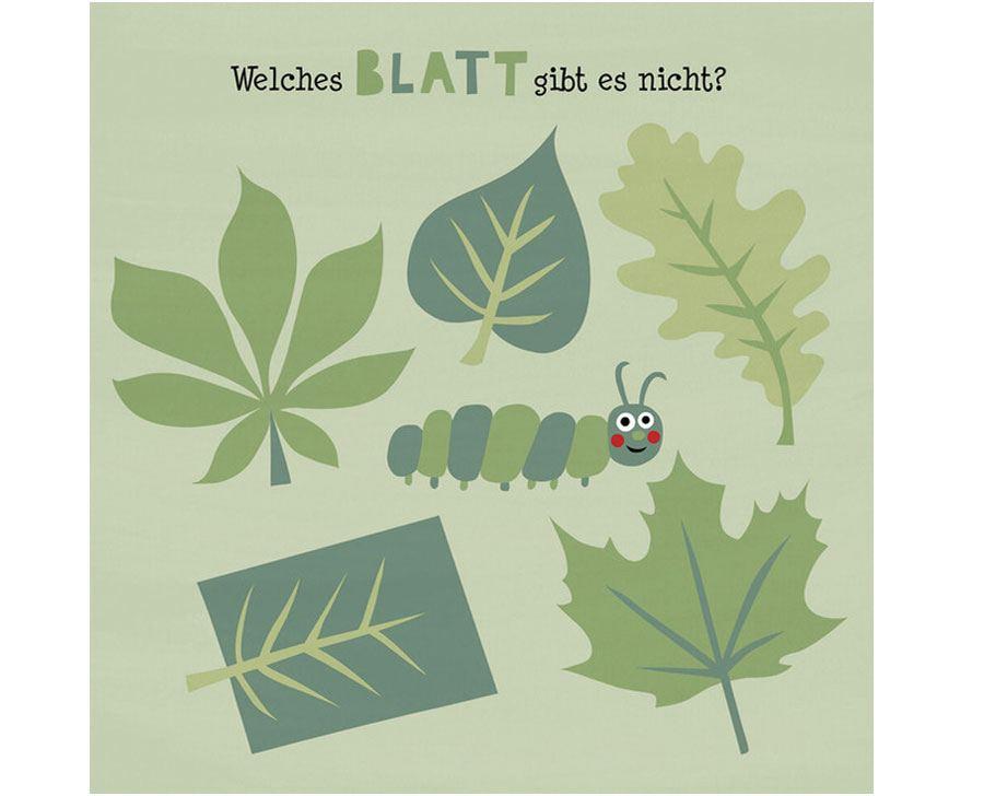 Der bunte Wald - Wo ist der Unterschied?