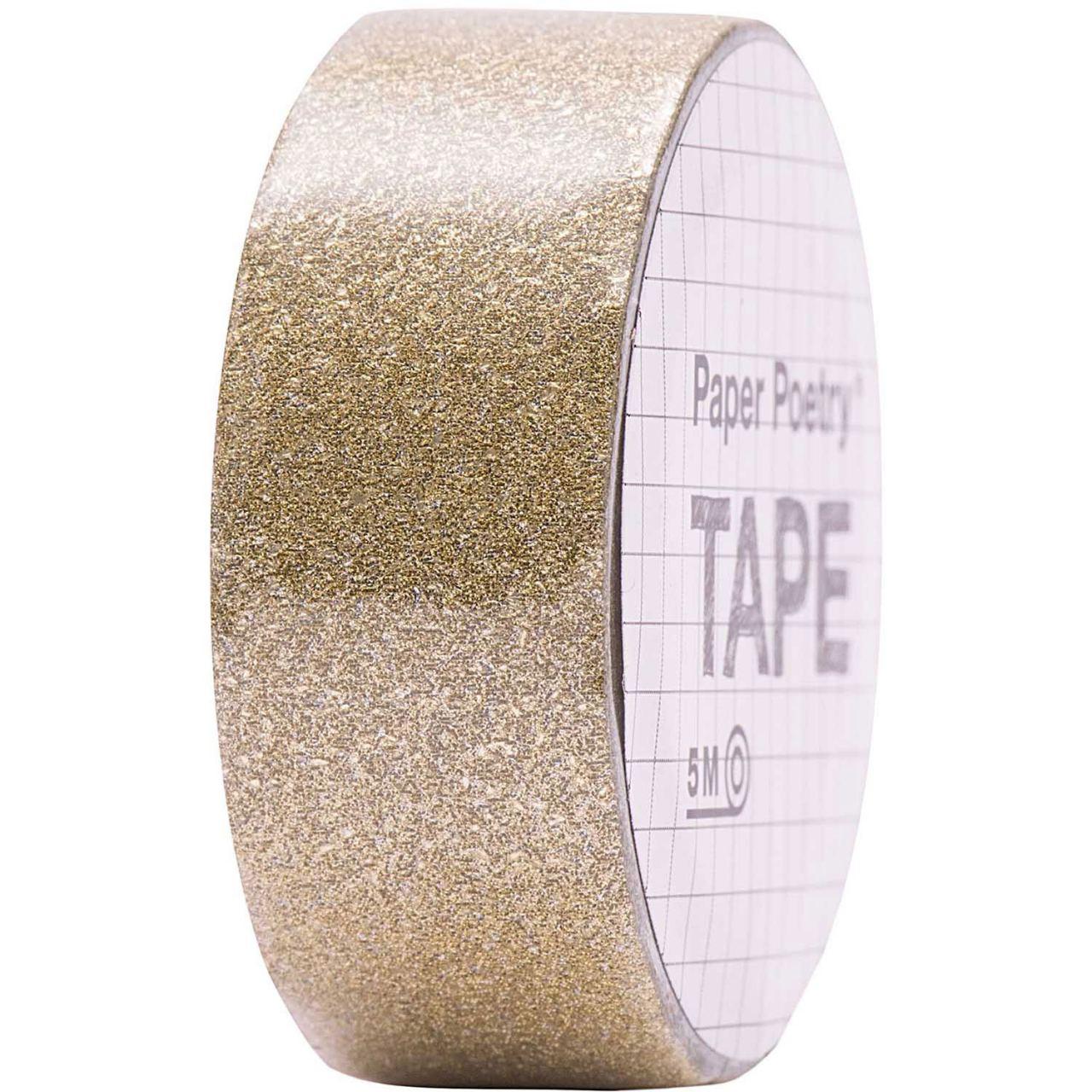 Tape Glitter Gold