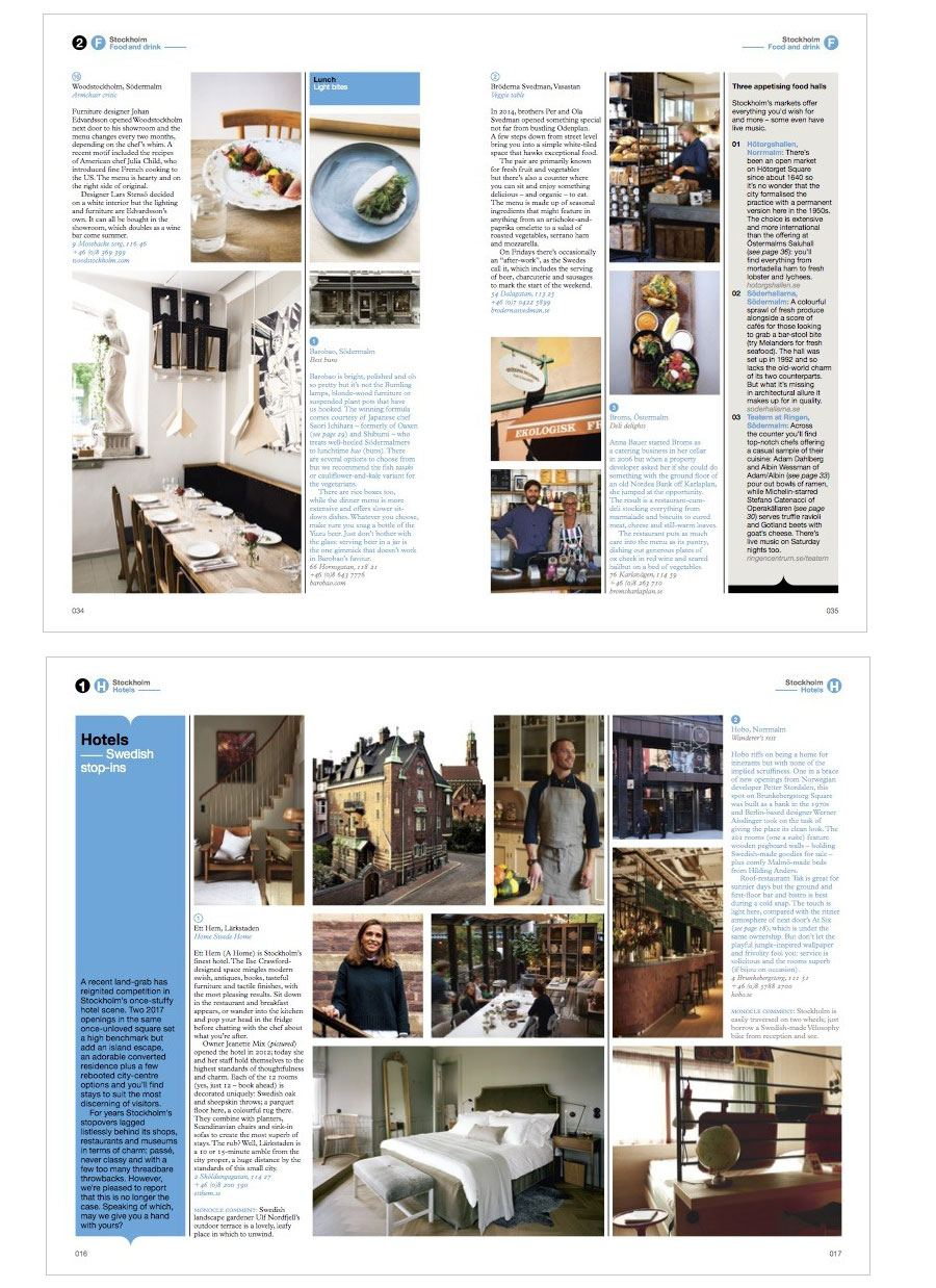 Stockholm: The Monocle Travel Guide