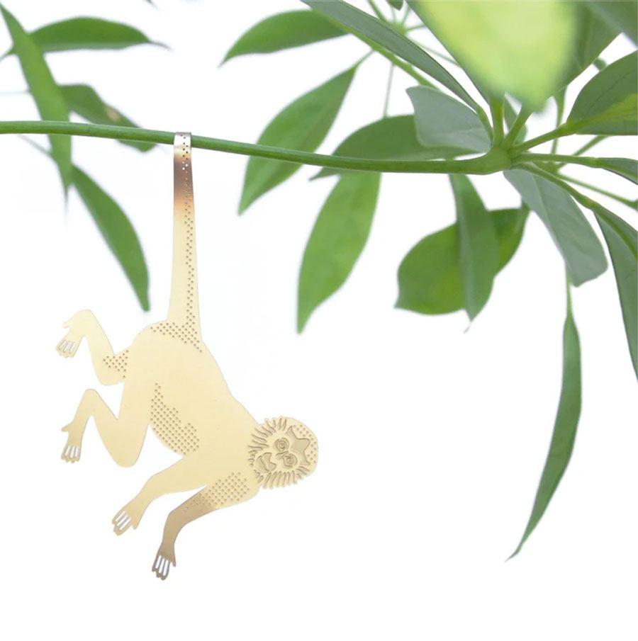 Plant Animal Klammeraffe
