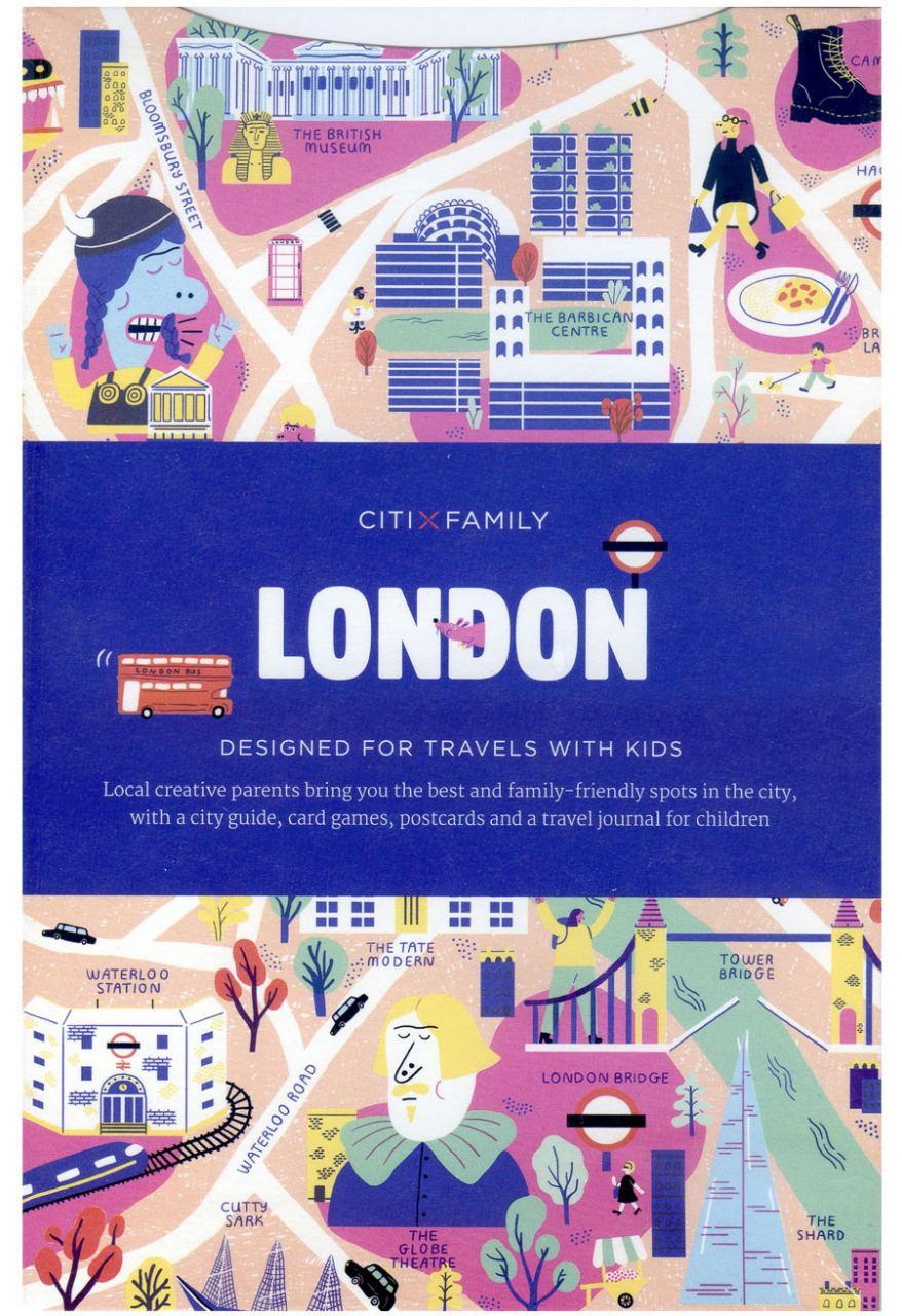 CitiXFamily - London