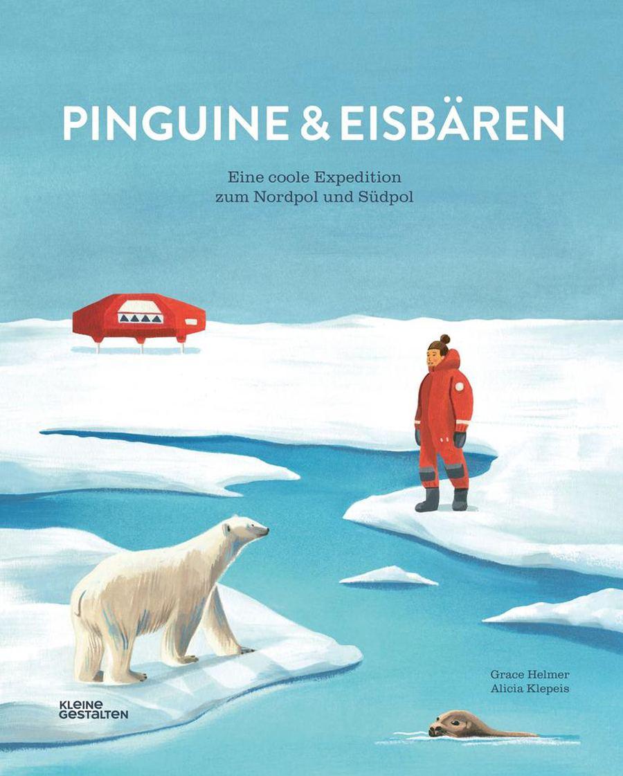 Pinguine & Eisbären