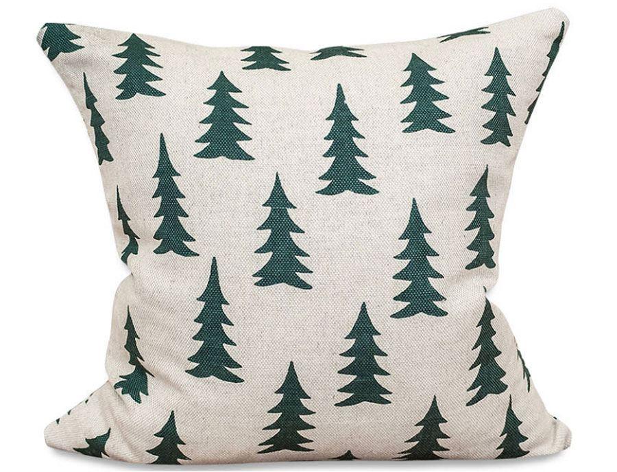 Kissen Gran Forest Green (50x50cm)