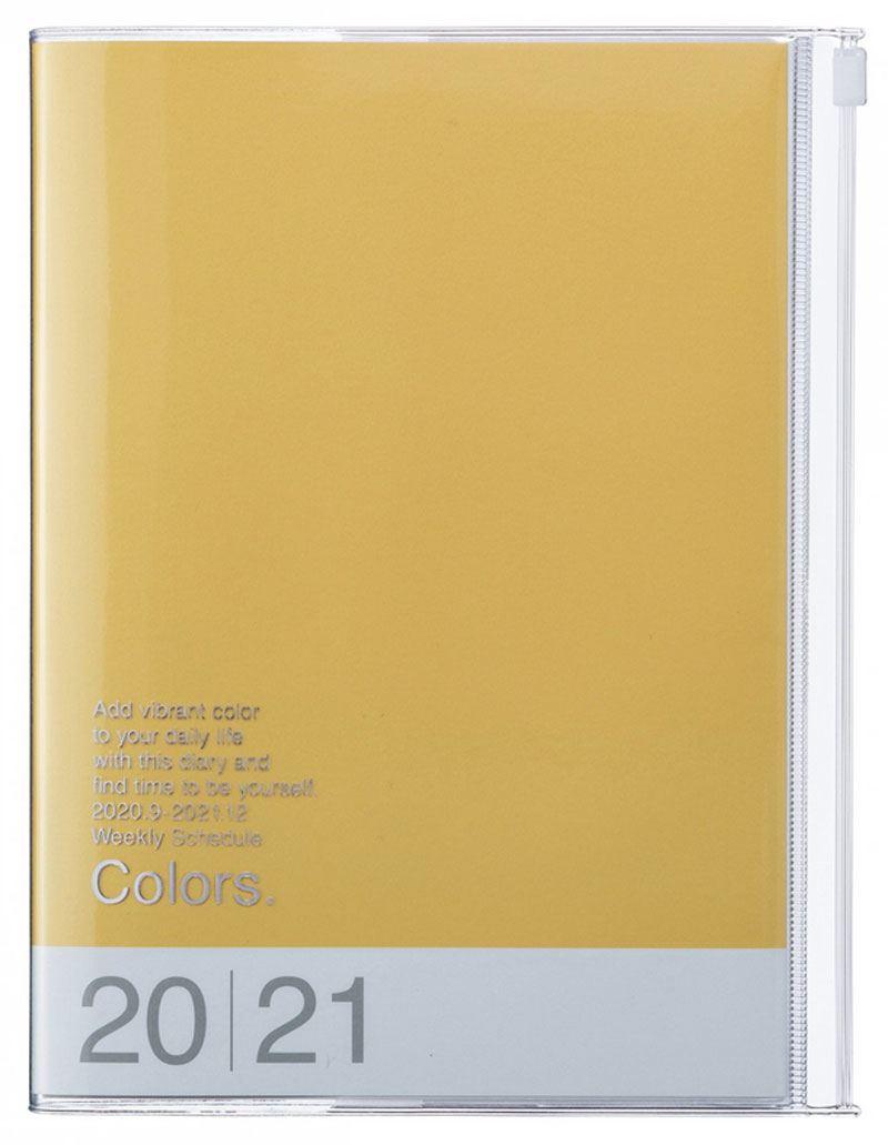 2021 Kalender A5 Storage.it Yellow