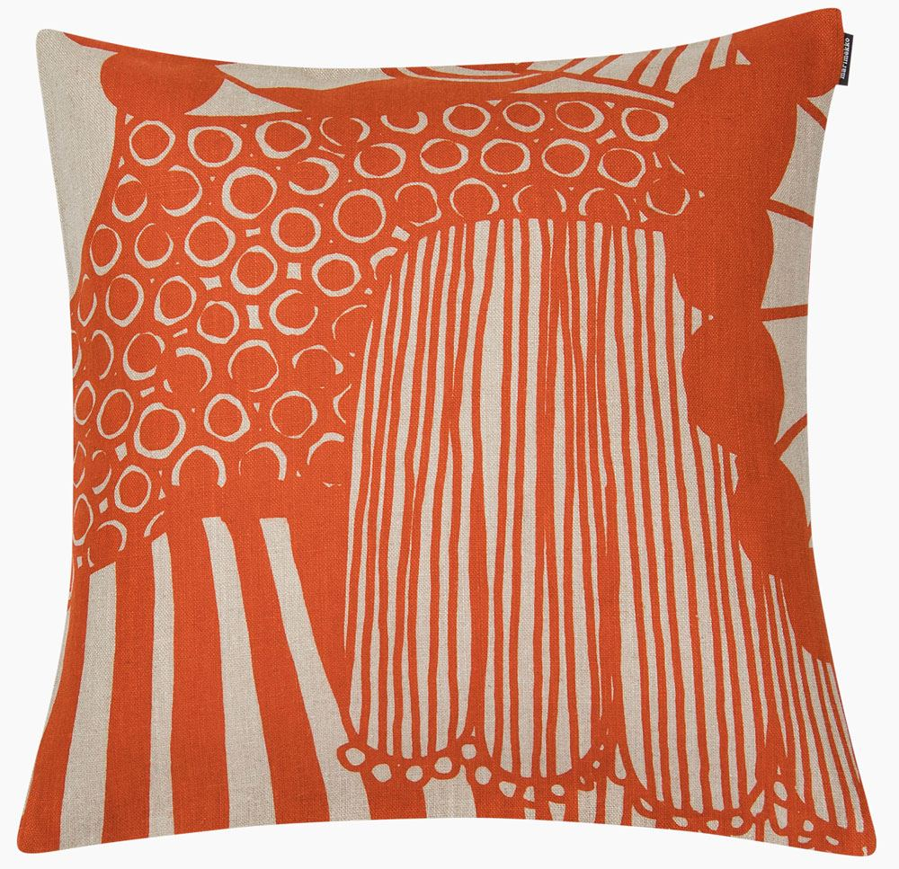 Siirtolapuutarha Orange Kissen (40x40cm)